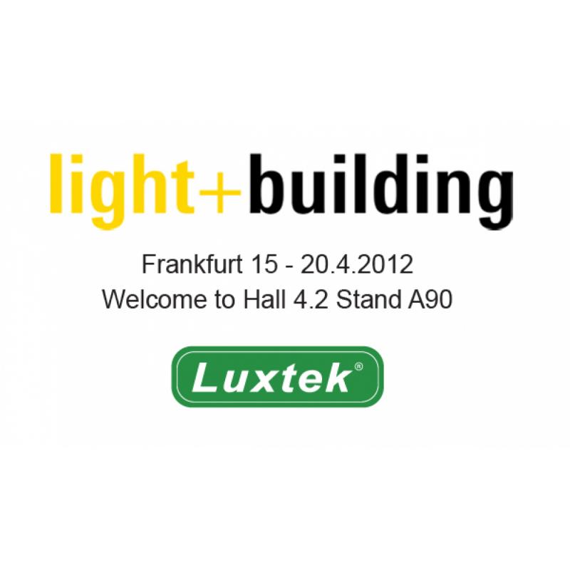 """""""LIGHT+BUILDING 2012"""" EM FRANKFURT-ALEMANHA"""