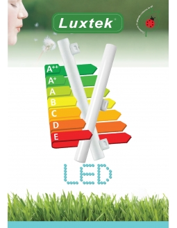 LED's Linear range LUXLINEA S14d and S14s