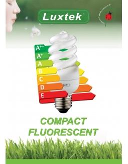 Gama Doméstica Fluorescentes Compactas